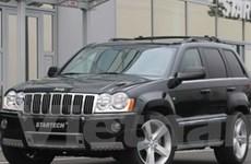 Chrysler báo lỗi gần 470.000 chiếc SUV sự cố điện
