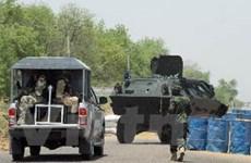 Quân đội Nigeria đã tái chiếm 5 khu vực trọng yếu