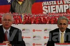 Venezuela tăng thu hút đầu tư nước ngoài về dầu khí