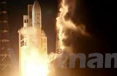 Châu Âu phóng thành công tàu vũ trụ lên Trạm ISS