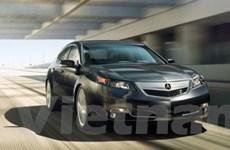 Lộ diện phiên bản đặc biệt của mẫu TL sedan 2013