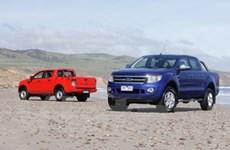 Nhu cầu tăng giúp Ford Việt Nam tăng trưởng 176%