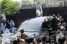Cựu Tổng thống P.Musharraf chính thức bị bắt giam