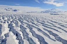 Băng ở Nam Cực đang tan chảy từ dưới đáy băng