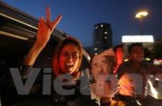 Chiến thắng của hy vọng trong bầu cử tổng thống Iran