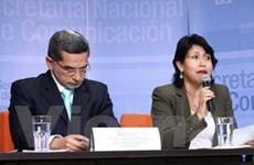 Ecuador phủ nhận cấp giấy thông hành cho Snowden