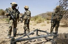 Lực lượng Liên hợp quốc bắt đầu sứ mệnh tại Mali