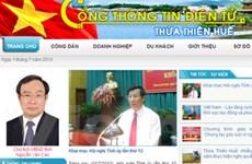 Thừa Thiên-Huế áp dụng đăng ký lịch họp qua mạng