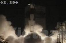 Ấn Độ phóng vệ tinh định vị đầu tiên trong IRNSS