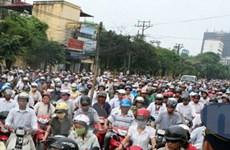 Dân số cơ học Hà Nội tăng tới 5 vạn người mỗi năm