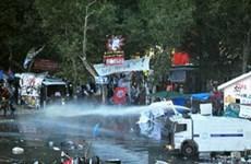 Tòa án Thổ Nhĩ Kỳ hủy kế hoạch phá công viên Gezi