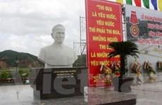 Cát Tiên khánh thành quảng trường Phạm Văn Đồng