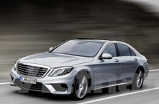 Mercedes-Benz mang mẫu xe S65 AMG tới Los Angeles