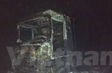 Cháy đường ôtô ngầm ở Na Uy, 75 người nhập viện