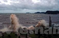 Các tỉnh khẩn cấp triển khai ứng phó với bão số 6