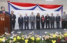 Tổng thống Paraguay bổ nhiệm các thành viên nội các
