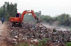 KOICA hỗ trợ phát triển công nghệ tái chế chất thải