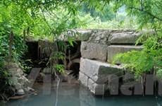 Cần biện pháp gìn giữ, bảo tồn cầu đá cổ Xuân Mai