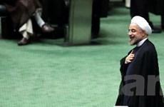 Quốc hội Iran thông qua danh sách Chính phủ mới