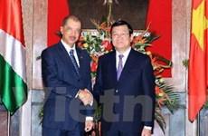 Chủ tịch nước hội đàm với Tổng thống Seychelles