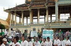 Campuchia: CNRP khẳng định kế hoạch đại biểu tình
