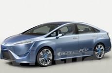 Toyota cam kết sản xuất xe pin nhiên liệu hydrogen