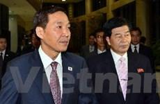 Triều Tiên-Hàn Quốc bàn khôi phục đường dây nóng