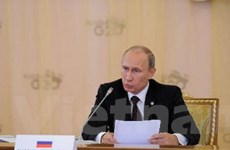 Ông Putin: Trung Quốc là đối tác chiến lược của Nga