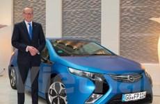Opel hạ giá mẫu xe Opel Ampera tại thị trường Đức
