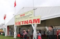 Việt Nam tham dự Hội báo Nhân đạo 2013 tại Pháp