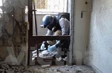 FSA bác thỏa thuận Mỹ-Nga về vũ khí hóa học Syria