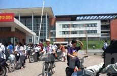 Nhiều vi phạm trong xây trường Hà Nội-Amsterdam
