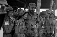 Báo Cuba viết về chuyến thăm VN của Fidel Castro