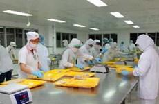 Xúc tiến xuất khẩu cho ngành chế biến thực phẩm
