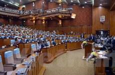 Chính phủ Hoàng gia Campuchia nhiệm kỳ V có 27 bộ