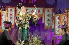 Liên hoan nghi lễ chầu văn Hà Nội lần thứ nhất 2013