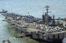 Triều Tiên phản đối cuộc tập trận chung Hàn-Mỹ-Nhật