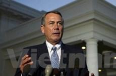 Quốc hội Mỹ tiếp tục bất đồng về vấn đề ngân sách