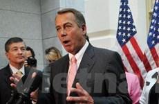 Lưỡng viện Mỹ vẫn mâu thuẫn về giải pháp tài chính
