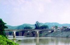 Lạng Sơn khởi công cây cầu thứ 4 qua sông Kỳ Cùng