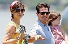 """Gia đình Tom Cruise """"hâm nóng"""" xứ sở Kangaroo"""