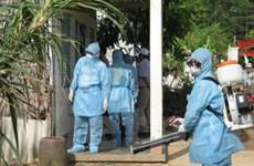 Gian nan phòng, chống dịch sốt xuất huyết
