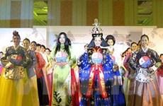 Nhiều hoạt động trong Tuần văn hóa Việt-Hàn