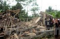 Indonesia rung chuyển vì động đất 6,7 độ Richter