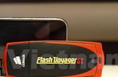 Corsair ra mắt USB 128 GB có tốc độ xử lý cao