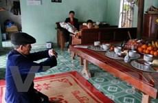 Nhập họ - Nghi lễ độc đáo ở làng cổ Đường Lâm