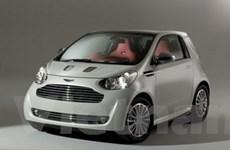 Siêu xe mini của Aston lộ diện trên đường phố