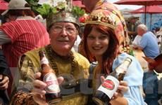 Hai loại bia của Việt Nam được tôn vinh tại Đức