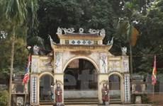 Công bố quy hoạch khu đền thờ Thánh Tản Viên