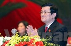 Tiểu sử tóm tắt của đồng chí Trương Tấn Sang